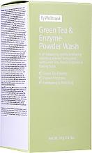 Parfums et Produits cosmétiques Poudre nettoyante enzymatique au thé vert pour visage - By Wishtrend Green Tea & Enzyme Powder Wash