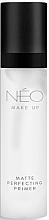Parfums et Produits cosmétiques Base de maquillage matifiante - NEO Make Up Matte Perfecting Primer