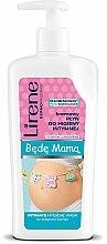 Parfums et Produits cosmétiques Gel d'hygiène intime à l'acide lactique - Lirene Mama Intimate Hygiene Wash For Pregnant Woman