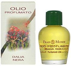 Parfums et Produits cosmétiques Huile parfumée au dahlia noir - Frais Monde Black Dahlia Perfume Oil