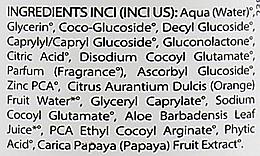 Mousse nettoyante à l'extrait de papaye pour visage - Novexpert Vitamin C Express Radiant Cleansing Foam — Photo N3