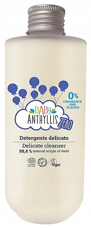 Gel moussant aux extraits d'aloès bio et huile d'amande douce bio - Anthyllis Zero Baby Delicate Cleanser — Photo N1