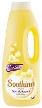 Parfums et Produits cosmétiques Bain moussant apaisant - Luksja Body Care Bath Foam