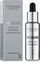 Parfums et Produits cosmétiques Sérum à l'huile de jojoba contour des yeux - Madara Cosmetics Re: Gene Optic Lift Eye Serum