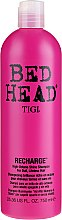 Shampooing riche en octane pour cheveux ternes - Tigi Bed Head Recharge High-Octane Shine Shampoo — Photo N3