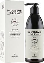 Parfums et Produits cosmétiques Après-shampooing à l'extrait de son de riz - The Skin House Dr. Camucamu Hair Rinse