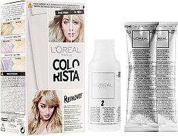 Parfums et Produits cosmétiques Crème décolorante - L'Oreal Paris Colorista Remover