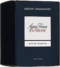 Parfums et Produits cosmétiques Adolfo Dominguez Agua Fresca Extreme - Eau de Toilette