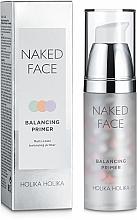 Parfums et Produits cosmétiques Base de teint rééquilibrante - Holika Holika Naked Face Balancing Primer