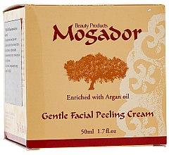 Parfums et Produits cosmétiques Crème exfoliante à l'huile d'argan pour visage - Mogador Centle Facial Peeling Cream