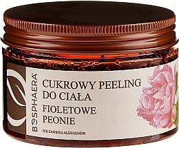 Parfums et Produits cosmétiques Gommage corporel sucré Pivoine pourpre - Bosphaera