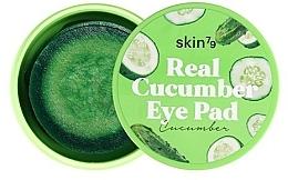 Parfums et Produits cosmétiques Patchs à l'extrait de concombre contour des yeux - Skin79 Real Cucumber Eye Pad