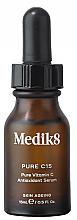 Parfums et Produits cosmétiques Sérum à la vitamine C pour visage - Medik8 Pure C15 Pure Vitamin C Antioxidant Serum