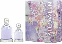 Parfums et Produits cosmétiques Jesus Del Pozo Halloween - Coffret (eau de toilette/100ml + eau de toilette/30ml)