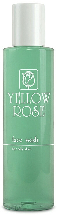 Gel nettoyant pour visage - Yellow Rose Face Wash For Oily Skin