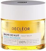 Parfums et Produits cosmétiques Baume de nuit à l'huile de néroli pour visage - Decleor Hydra Floral Aromessence Baume De Nuit Neroli Amara