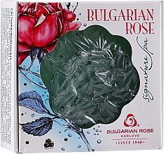 Parfums et Produits cosmétiques Savon glycériné, bleu - Bulgarian Rose Signature Spa Soap Blue