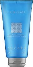 Parfums et Produits cosmétiques Azzaro Chrome - Gel douche