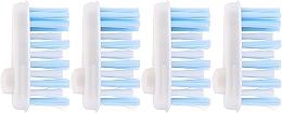Têtes de remplacement pour brosse à dents, souples - Yaweco Toothbrush Heads Nylon Soft — Photo N1
