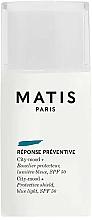 Parfums et Produits cosmétiques Crème de jour à l'extrait de canneberge - Matis Reponse Preventive City-Mood + SPF 50