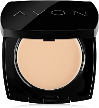 Parfums et Produits cosmétiques Crème-poudre compacte pour visage - Avon True Cream-Powder Compact