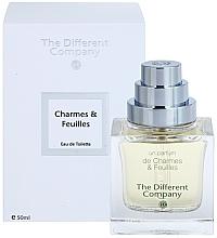Parfums et Produits cosmétiques The Different Company Un Parfum de Charmes et Feuilles - Eau de Toilette