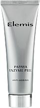 Parfums et Produits cosmétiques Crème exfoliante aux enzymes de papaye et ananas pour visage - Elemis Papaya Enzyme Peel