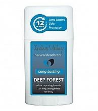 Parfums et Produits cosmétiques Déodorant stick - Indus Valley Men Deep Forest Deodorant Stick