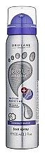 Parfums et Produits cosmétiques Spray protecteur aux fibres de cachemire pour pieds - Oriflame Feet Up Advanced Friction Protecting Spray For Legs