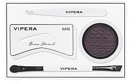 Parfums et Produits cosmétiques Kit sourcils - Vipera Celebrity Eyebrow Definer Kit