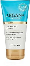 Parfums et Produits cosmétiques Nettoyant à la vitamine E pour visage - Argan+ Argan Oil 5-Oil Infused Cleanser
