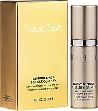 Parfums et Produits cosmétiques Sérum intense au complexe d'acides aminés et vitamine C pour visage - Natura Bisse Essential Shock Intense Complex