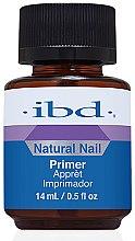 Parfums et Produits cosmétiques Primer pour ongles sans acide - IBD Natural Nail Primer