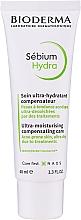 Parfums et Produits cosmétiques Soin à l'extrait de ginkgo biloba pour visage - Bioderma Sebium Hydra Moisturising Cream