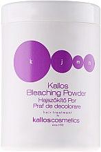 Poudre décolorante - Kallos Cosmetics Bleaching Powder — Photo N2