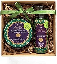 Parfums et Produits cosmétiques Sabai Thai Rice Milk - Set soin corps (gommage/200ml + lotion/200ml)
