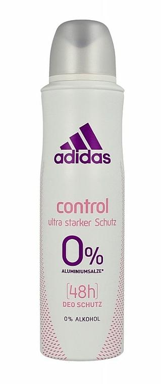Déodorant sans aluminium - Adidas Control 48h Deodorant