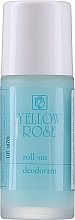 Parfums et Produits cosmétiques Déodorant roll-on - Yellow Rose Deodorant Blue Roll-On