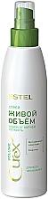 Parfums et Produits cosmétiques Spray à la kératine pour cheveux - Estel Professional Curex Volume Spray