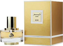 Parfums et Produits cosmétiques Rasasi Junoon Satin - Eau de Parfum