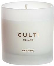 Parfums et Produits cosmétiques Bougie parfumée - Culti Milano Jasmine Candle