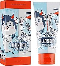 Parfums et Produits cosmétiques Masque au charbon pour visage - Elizavecca Hell-Pore Bubble Blackboom Pore Pack