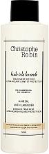 Parfums et Produits cosmétiques Huile à la lavande pour cheveux - Christophe Robin Lavender Moisturising Hair Oil