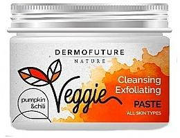 Parfums et Produits cosmétiques Pâte à la citrouille et piment pour visage - DermoFuture Nature Veggie Pasta