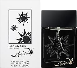 Salvador Dali Black Sun - Eau de Toilette — Photo N2