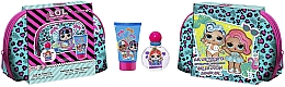 Parfums et Produits cosmétiques Air-Val International LOL Surprise XTL - Set (eau de toilette/50ml + gel douche/100ml + trousse de toilette)