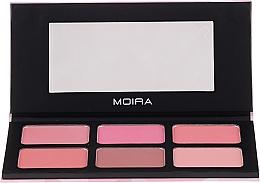 Parfums et Produits cosmétiques Palette de blush - Moira Blossom & Adore Blush Palette