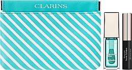 Parfums et Produits cosmétiques Coffret cadeau - Clarins Candy Box Mint (lip/oil/mint/7ml + mascara/3,5ml + pounch)