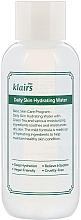 Parfums et Produits cosmétiques Lotion tonique à l'extrait de thé vert pour visage - Klairs Daily Skin Hydrating Water