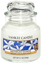 Parfums et Produits cosmétiques Bougie parfumée en jarre Jasmin de minuit - Yankee Candle Midnight Jasmine